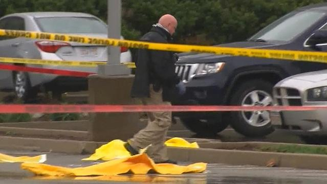Boston Police Officer Shoots and Kills Terror Suspect