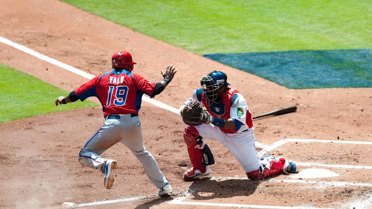 Baseball: World Baseball Classic-Puerto Rico at Dominican Republic