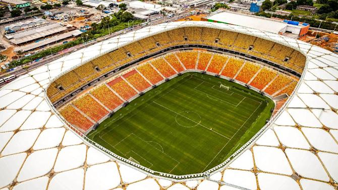 Two-thirds of World Cup matches sold out