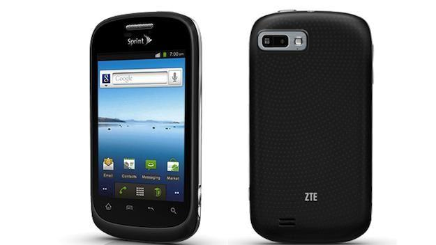 At just $20, Sprint's ZTE Fury should calm you down
