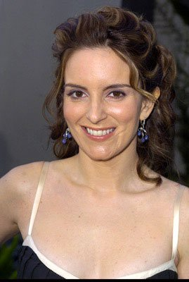 Premiere: Tina Fey at the L.A. premiere of Paramount's Mean Girls - 4/19/2004