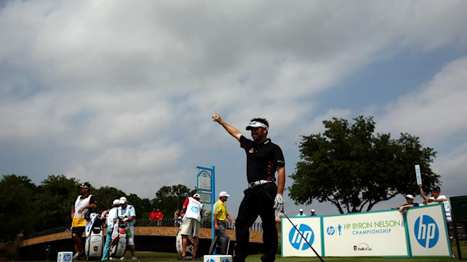 HP Byron Nelson Championship - Round One