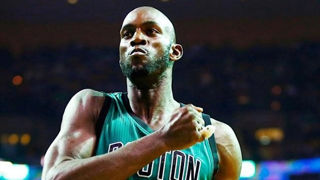 Kevin Garnett of Boston Celtics (AFP)