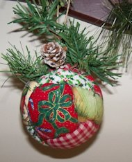 Handmade Christmas ornaments are fun to make for your own home decorating, or to give away as gifts.