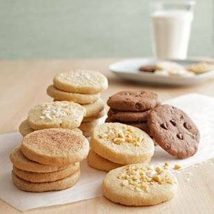 Homemade Slice &amp; Bake Cookies (Skip the Processed Refrigerator Tubes)