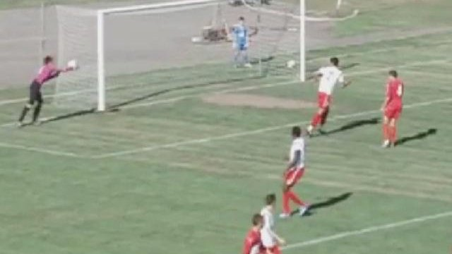Mitu throws in embarrassing own goal