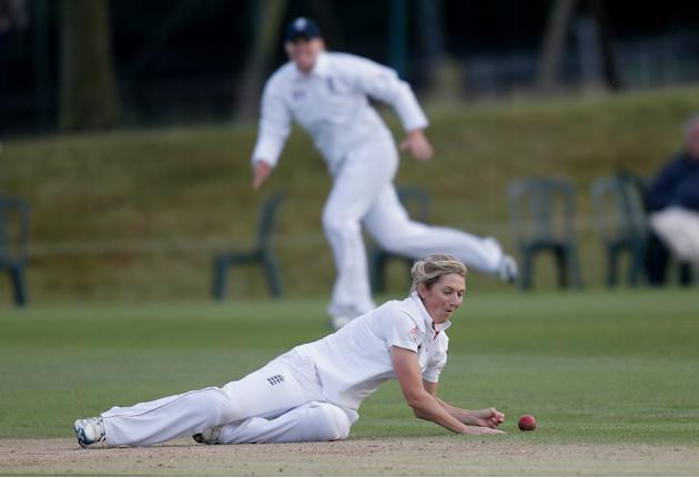 England Women v Australia Women: Women's Ashes Series - Day Three