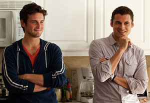 Nico Tortorella, Adan Canto | Photo Credits: Fox