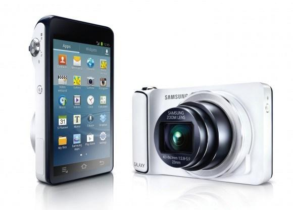 Verizon's Samsung Galaxy Camera with 4G LTE launches December 13th for $549.99