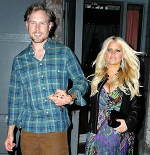 Jessica Simpson, Maxwell, and Ace Spending Thanksgiving In Boston With Eric Johnson's Family