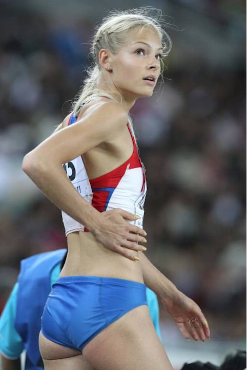 Darya Klishina