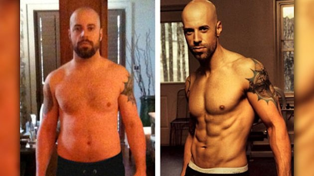 Chris Daughtry Reveals Incredible Transformation
