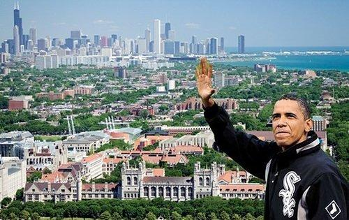 Presidential Ambitions: After Months of Speculation, the Obama Presidential Library is Coming to Chicago's South Side
