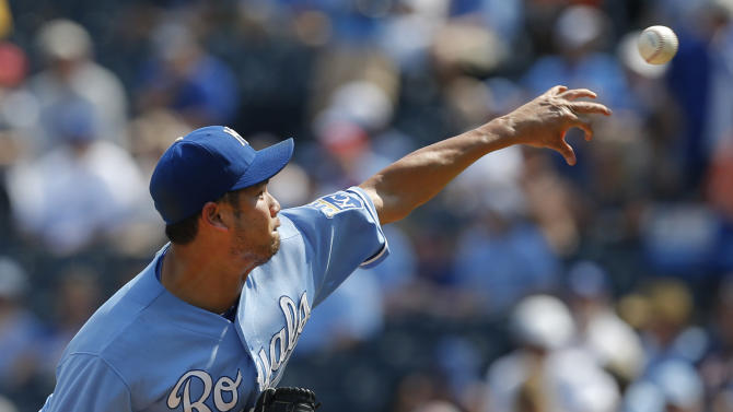 Chen goes 7 strong, Royals top Tigers 5-2