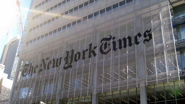 New York Times Newsroom to Very Politely Stage a Walkout