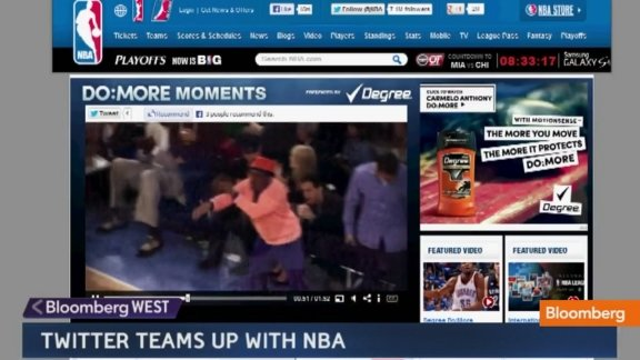 Twitter, NBA Team to Show Basketball Replay Videos