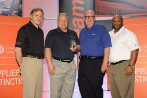 AlliedBarton Security Services Receives 2012 Jones Lang LaSalle Supplier of Distinction Award