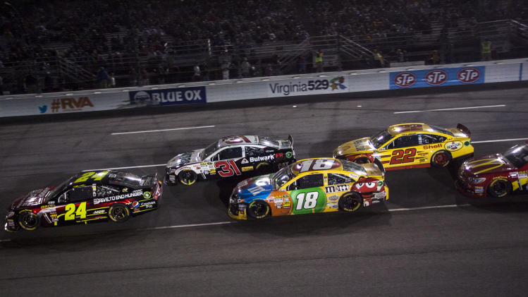 NASCAR Sprint Cup Series: Toyota Owners 400