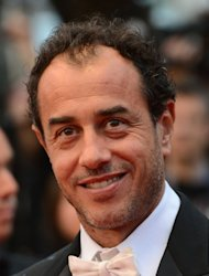 Italian director Matteo Garrone arrives for the closing ceremony of the 65th Cannes film festival on May 27, 2012 in Cannes