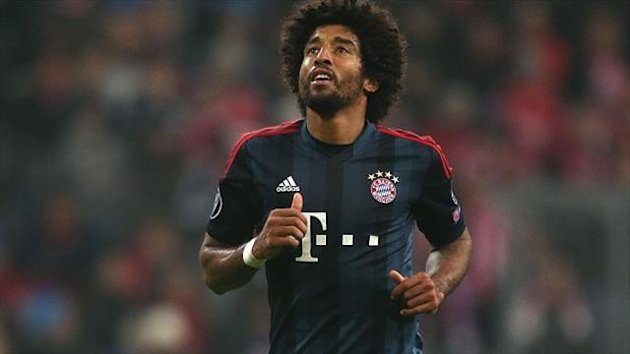 Dante was on target as Bayern secured the Club World Cup trophy