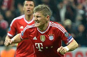 Schweinsteiger: 'I'm not yet where I want to be'