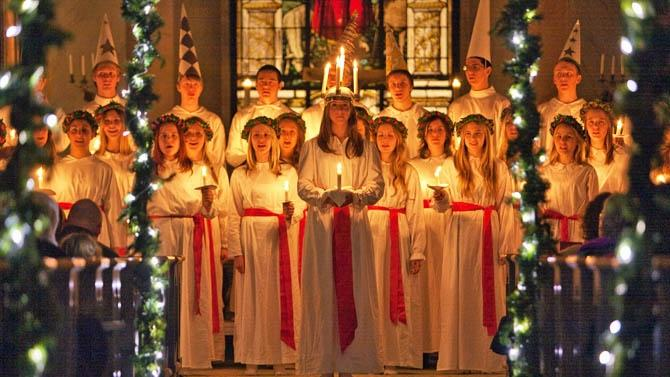 zwyczaje świąteczne w europie