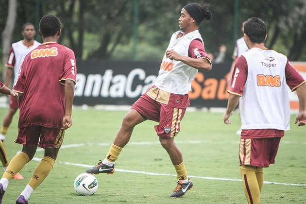 Ronaldinho - Atltico-MG