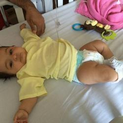 How My 10-Month-Old Daughter Beat Rare Cancer