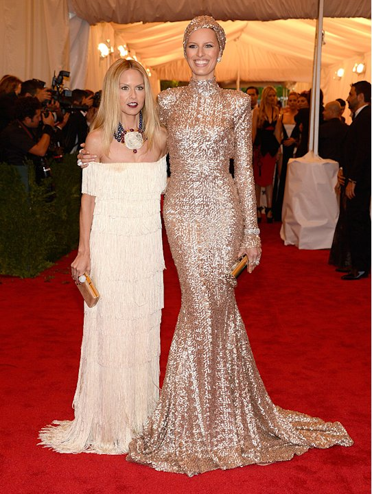 Rachel Zoe, Karolina Kurkova