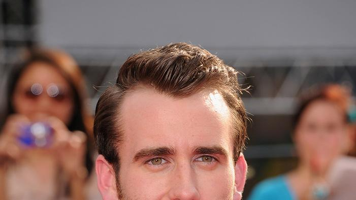 Harry Potter and the Deathly Hallows NY Premiere 2011 Matthew Lewis