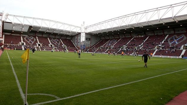 Hearts are permitted to only sign players aged under 21 on a one in, one out basis