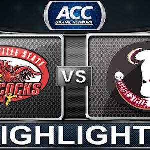 Jacksonville State vs Florida State | 2013 ACC Basketball Highlights