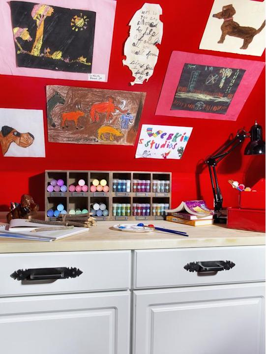 Add an Art Station