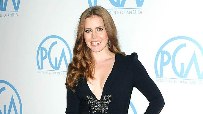 Amy Adams PGA Awards