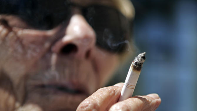 A break for smokers? Glitch may limit penalties