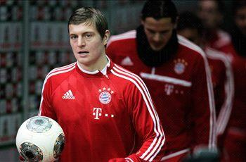 Manchester United target Kroos reveals breakdown in Bayern Munich contract talks