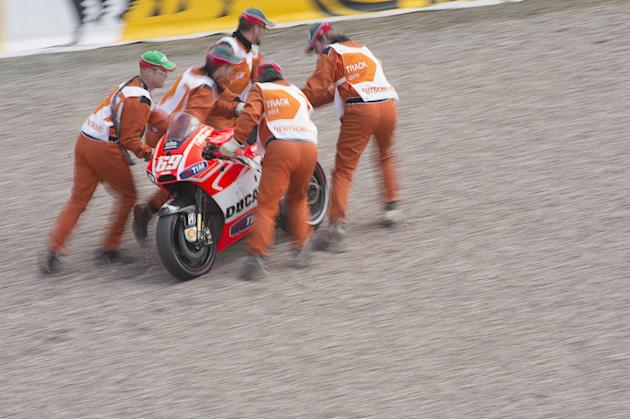 MotoGp of Germany - Free Practice