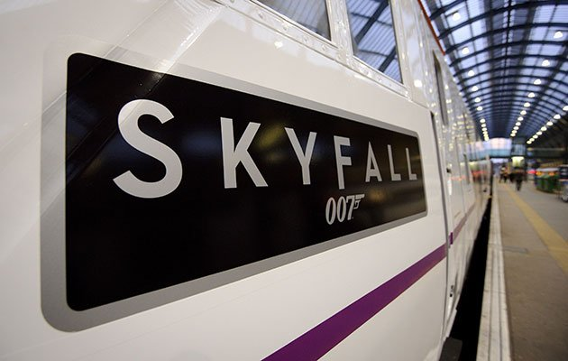 skyfall train