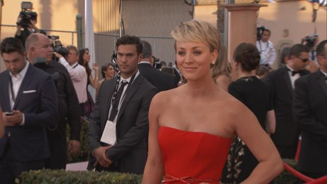 EXCLUSIVE: Inside Kaley Cuoco's Single-Girl Home!