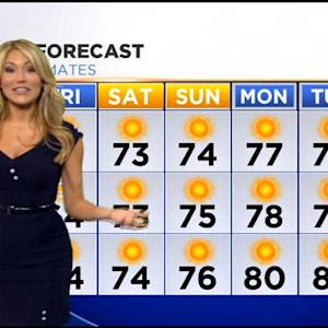 Jackie Johnson's Weather Forecast (Dec. 12)