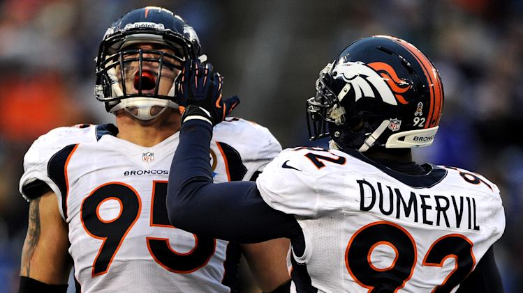 Denver Broncos v Baltimore Ravens