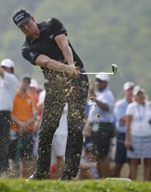 Stenson ties for 3rd at the PGA Championship