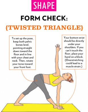 Are you doing this pose correctly?