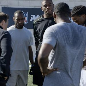 Go inside 'Game Changers' with NFL Media's Michael Irvin