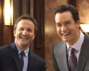 Exclusive Franklin & Bash Season 3 Promo: The Guys Shun Shirts, Irk Heather Locklear, Drop Fish