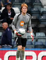 Adam Bogdan has agreed a new deal with Bolton