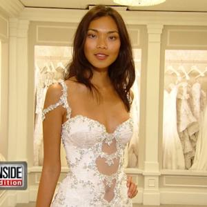 Bringing Sexy Back To Wedding Gowns