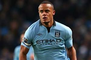 Manchester City have overachieved in the last two seasons, says Kompany