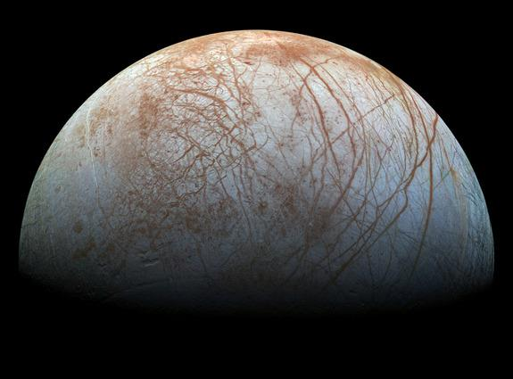 NASA Mission to Europa Will Seek Conditions for Life