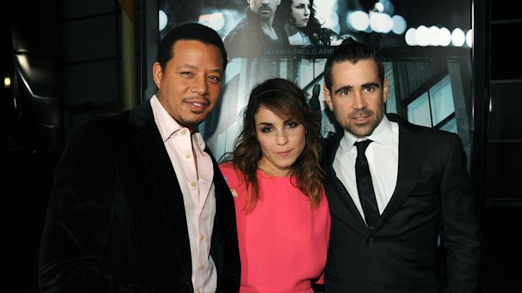 "Premiere Of FilmDistrict's ""Dead Man Down"" - Red Carpet"